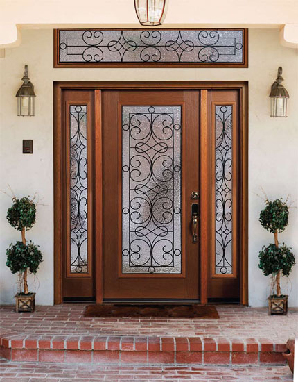 Entrance Doors Photo & Front Entrance Doors | Rusco® Manufacturing Inc.