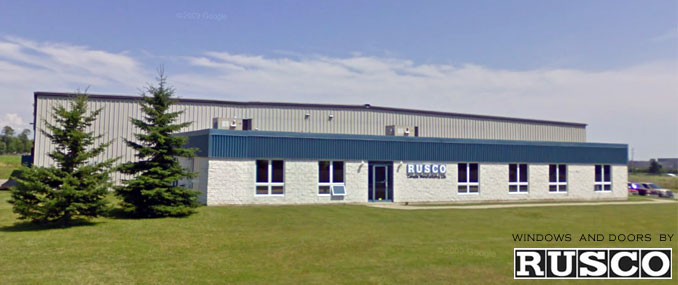 Rusco Manufacturing in Cobourg